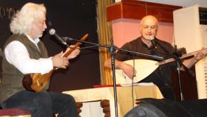 Van'da Erkan Oğur ve İsmail Hakkı Demircioğlu Konseri