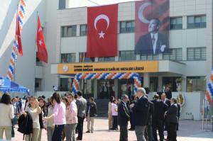 Fotoğraflar - Aydın Doğan Anadolu Sağlık Meslek Lisesi Törenle Hizmete Açıldı
