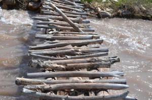 Köprüden Dereye Düşen Kadın Boğuldu