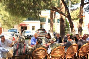 AK Parti Milletvekili Ulema, Çandarlı'yı Ziyaret Etti