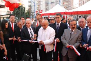 Askf Ali Gülleri Spor Merkezi Açıldı