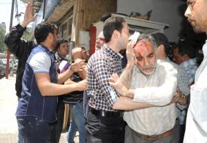 Şam'da Patlama: 16 Ölü