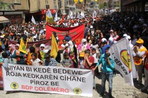 BDP Hakkari Milletvekili Esat Canan'dan Barış Süreci Değerlendirmesi