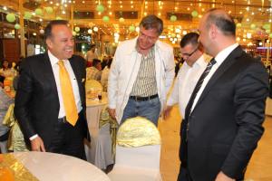 Ekonomi Uzmanı Şükrü Kızılot, Akhisar'da Seminer Verdi