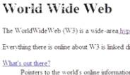 Dünyanın İlk İnternet Sitesini Görmüş Müydünüz?