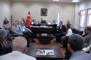 Spor Genel Müdürü Baykan Şanlıurfa'da