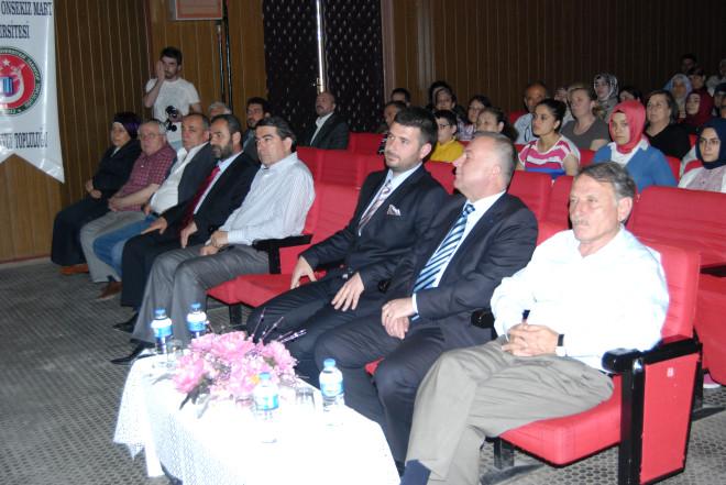 Yunus Emre Kültür ve Sanat Haftası Kutlama Programı İlgi Gördü