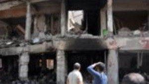 Hatay'daki Patlamada Korkunç Ayrıntı