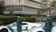 Ferrari'yi Polis Arabası Yaptı
