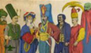 Süper Kahramanlar Osmanlı'da