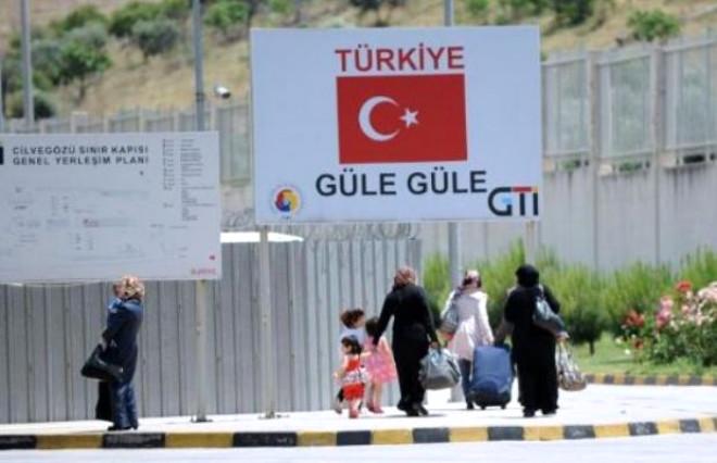 Suriyeli Sığınmacılar Ülkelerine Dönüyor