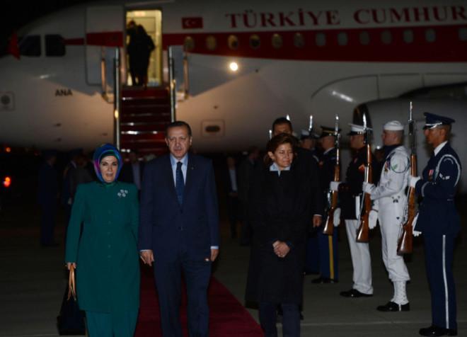 Başbakan Erdoğan Amerika'da