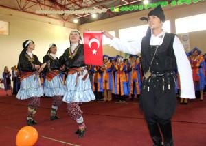 Giresun Üniversitesi Alucra Meslek Yüksek Okulu 7.mezuniyet Töreninde 443 Öğrencisini Daha Mezun...