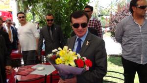 Pamukoğlu, Kuşadası'nda Başbakan'a Yüklendi