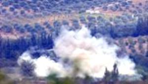 Hatay'da Patlama