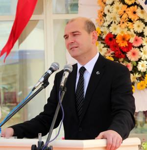 Adanan Menderes Üniversitesi Aydın Menderes Derslikleri Törenle Açıldı