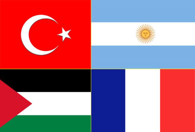 Ülke Bayraklarındaki Semboller Neyi İfade Ediyor