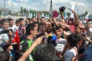 Ankara'da Kenan Sofuoğlu Rüzgarı