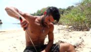 Survivor'da Cengiz Ölümden Döndü