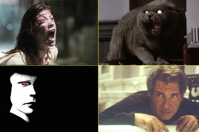 Gelmiş Geçmiş En Iyi 10 Korku Filmi Foto Galerisi