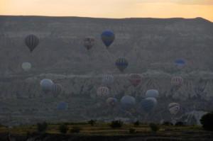Kaza, Balon Turlarını Etkilemedi