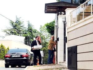 Kozakçıoğlu'nun Ailesine Başsağlığı Ziyaretleri Devam Ediyor
