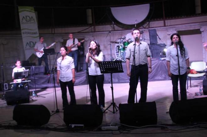 Grup Yorum'a Mersin'de Büyük İlgi
