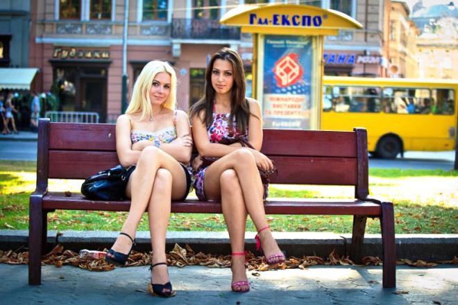 Ukrayna'nın Lviv Kenti Yüzde 85 Kadınlardan Oluşuyor