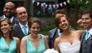 Frank Fearon ve Patricia Andrews'den Unutulmaz Düğün