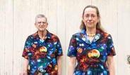 35 Yıldır Birbirleriyle Uyumlu Kıyafetler Giyiyorlar!