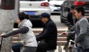 Sokak Ortasında Yapılan Hırsızlık Kameralara Takıldı