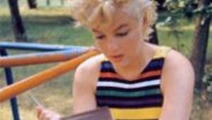 Marilyn'in Kitap Okuma Aşkı