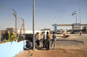 Telebyad Sınır Kapısı'nın Kontrolü El Değiştirdi