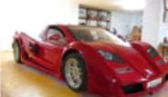 Bu da Türk'ün Ferrari'si