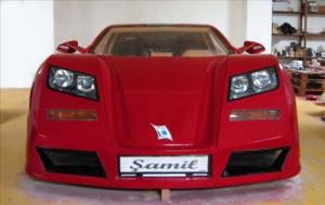Ferrari 'Şamil' İnternette Satışa Çıkarıldı