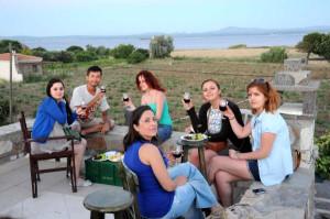 Şarap Tadım Günlerinin Kaderi Gül'ün Elinde