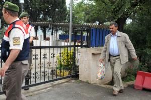 Mehmet Öcalan, İmralı'ya Gitti