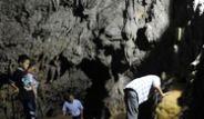 Turistler Doğal Buzdolabında Serinliyor