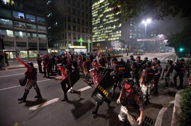 Brezilya'da ''Burası Türkiye'' Sesleri