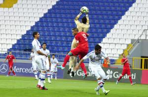 U20 Milli Takımı, Paraguay'a 1-0 Yenildi