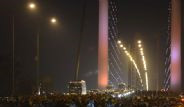 Boğaziçi Köprüsü'nde Gerginlik