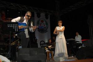 Kiraz Festivalinde Konser Coşkusu