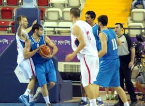 Akdeniz Oyunları'nın İlk Galibi Sırbistan Oldu