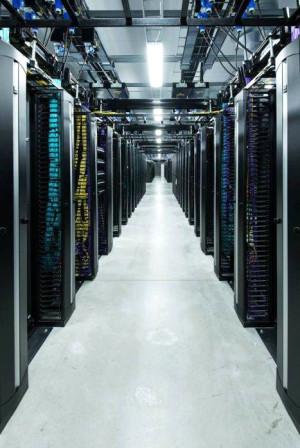 Facebook, Yeni Veri Merkezini İsveç'te Açtı