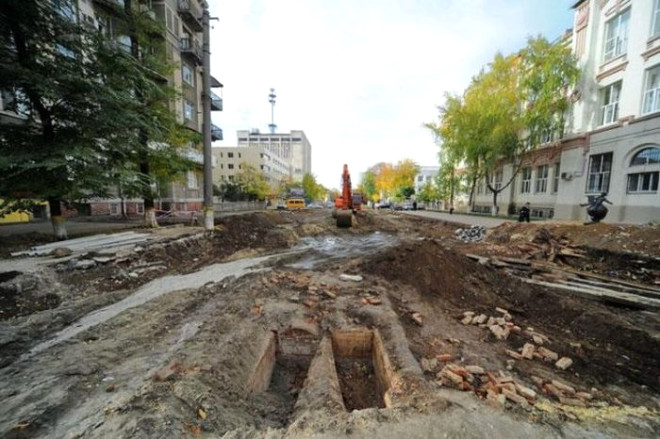 Rusya'nın Rostov-na-Donu Şehrinde İnanılmaz Olay