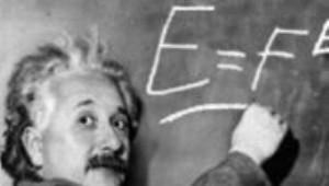 Einstein'in Korktuğu Gün Geldi Sonunda