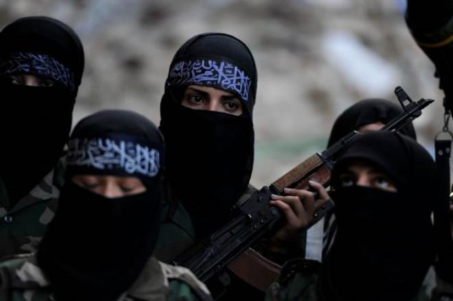 Savaşçı Kadınlar