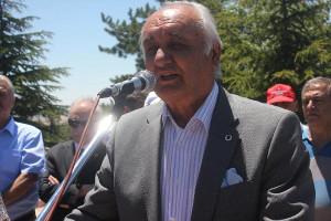 İlhan ve Turhan Selçuk Kardeşler Hacıbektaş'ta Anıldı