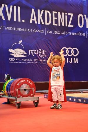 17. Akdeniz Oyunları