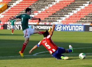 Meksika - Paraguay: 0-1